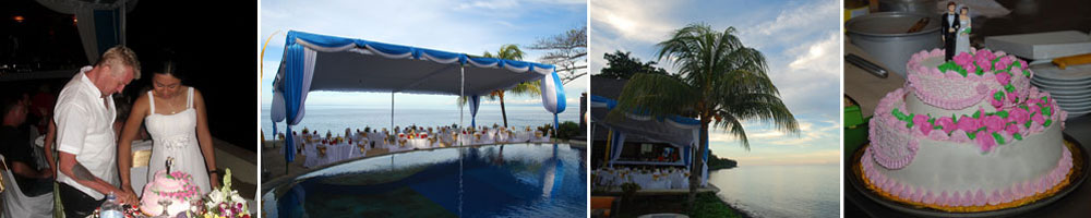 underwater wedding events