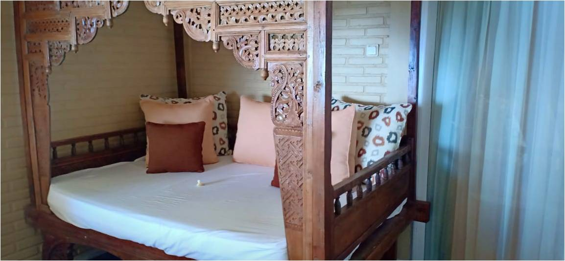 Bali Hotel Family Room Incl 1 Dbl 2 Sgl Beds 2 Bathrooms Tauch Terminal Tulamben Resort Spa