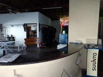 bali tulamben tauch shop