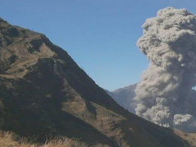 bali volcano news