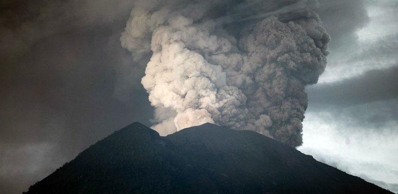 bali vulkan news