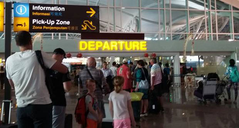 bali airport news