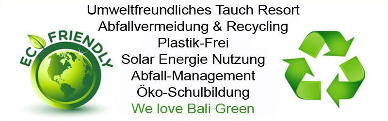 umweltfreundliches hotel bali