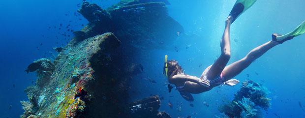 Bali Wracktauchen
