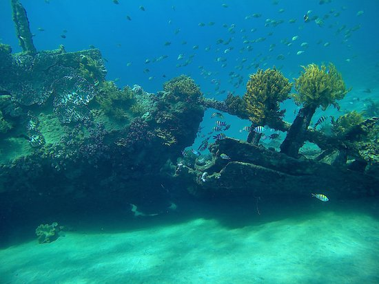 bali wreck diving