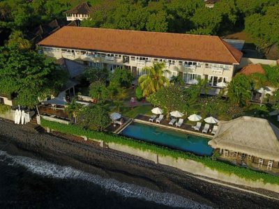 bali tulamben sea front dive resort